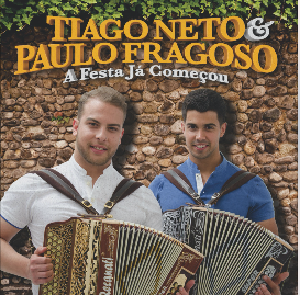 Tiago Neto & paulo Fragoso - A Festa já começou